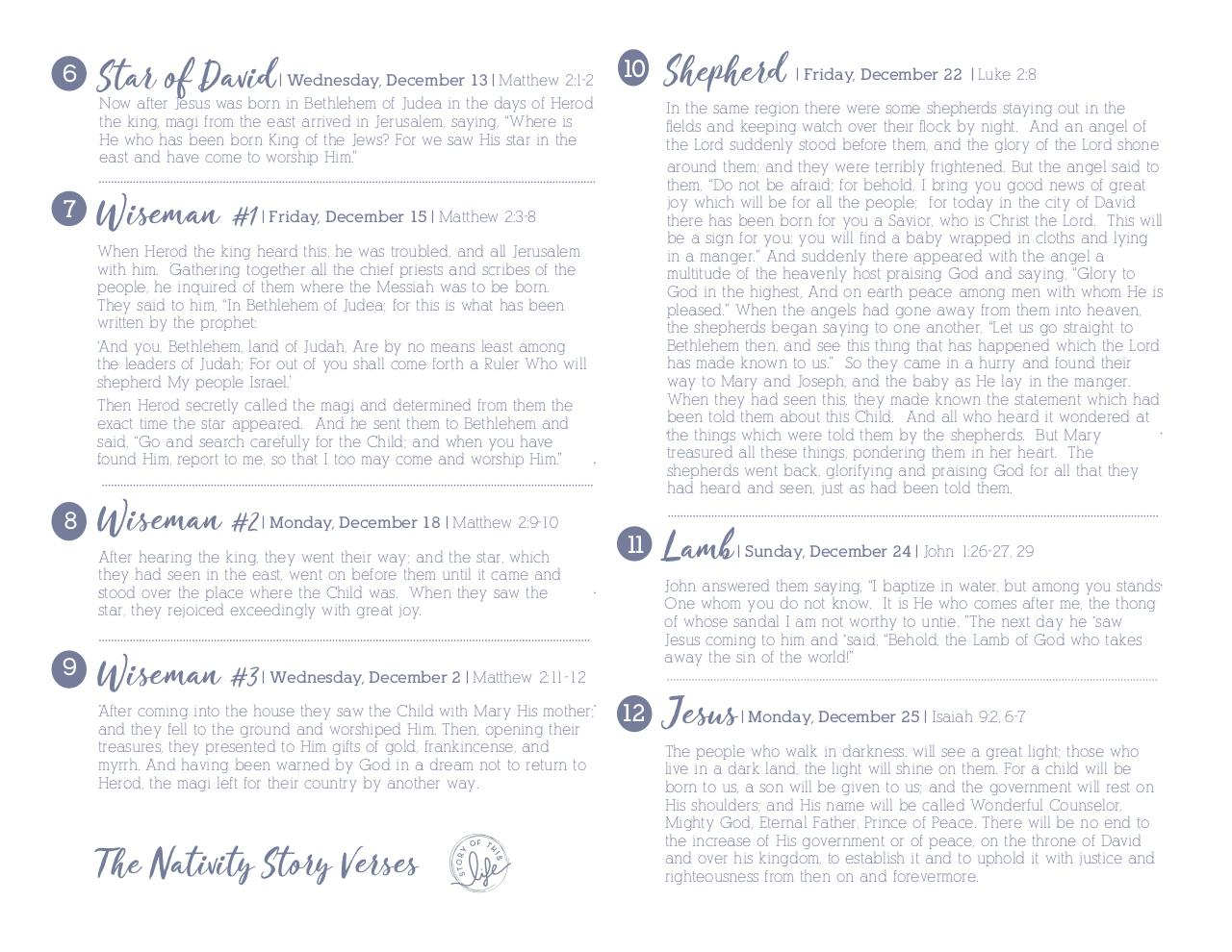 Document preview The Nativity Story Instructions 2017.pdf - page 3/3