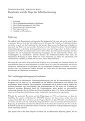 katalonien und die frage der selbstbestimmung