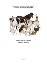 ligjeratat hyrje ne shkencat animale tetor 2017