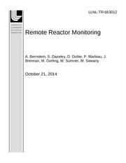 remote reactor monitoring 784480