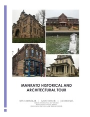 final paper 11 25 mankato historical architectural tour