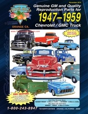 47 59 chevy truck web
