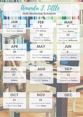 2018 ajl course schedule minimise