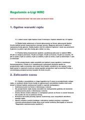 1 regulamin