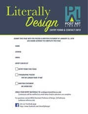 PDF Document literally design entry form