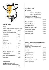 ziggy menu