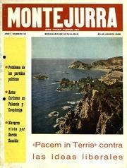 montejurra num 10 23 29 agosto 1966