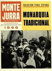 montejurra num 17 mayo 1966