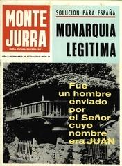 montejurra num 18 agosto 1966