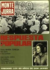 montejurra num 46 mayo 1969