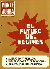 montejurra num 49 noviembre diciembre 1969