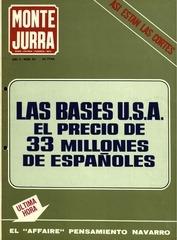 montejurra num 53 julio agosto 1970