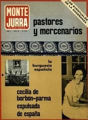 montejurra num 59 marzo 1971