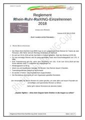 reglement rrr cup einmaliges rennen 20 01 2018