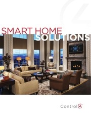 control4 brochure by toll brothers developers