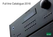 rotel full line brochure 2016