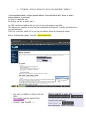 PDF Document tuto adress in english please