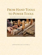from hand tools to power tools