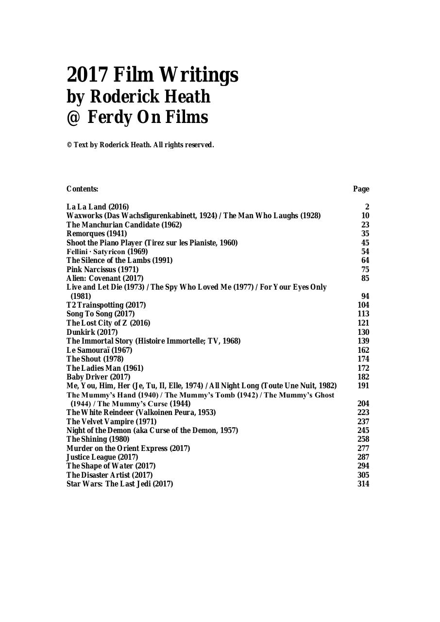Preview of PDF document 2017-film-writings-by-roderick-heath-ferdy-on-films.pdf - Page 1/323