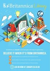 print britannica library poster 2017 a3 7
