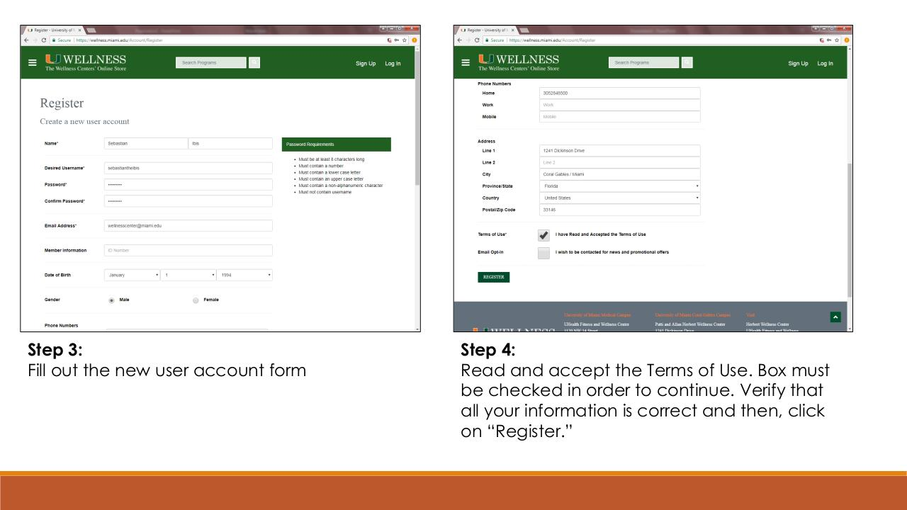 Create an account in Fusion.pdf - page 3/4