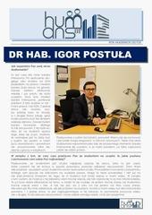dr hab igor postu a