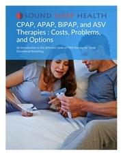 obstructive sleep apnea ebook