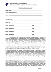 PDF Document volunteerapplication dhynapeetacharitabletrust 0