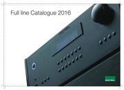 rotel catalogue 2016 english