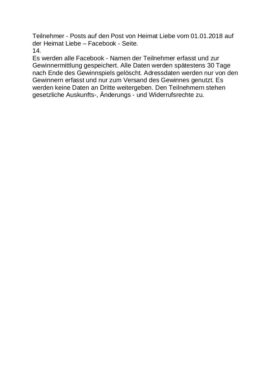 Document preview TEILNAHMEBEDINGUNGEN.pdf - page 3/3