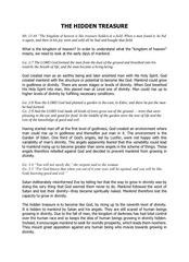PDF Document the hidden treasure