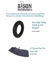 PDF Document find complete spools and hubs for your custom chopper build