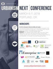 2018 urbnext conf workshops