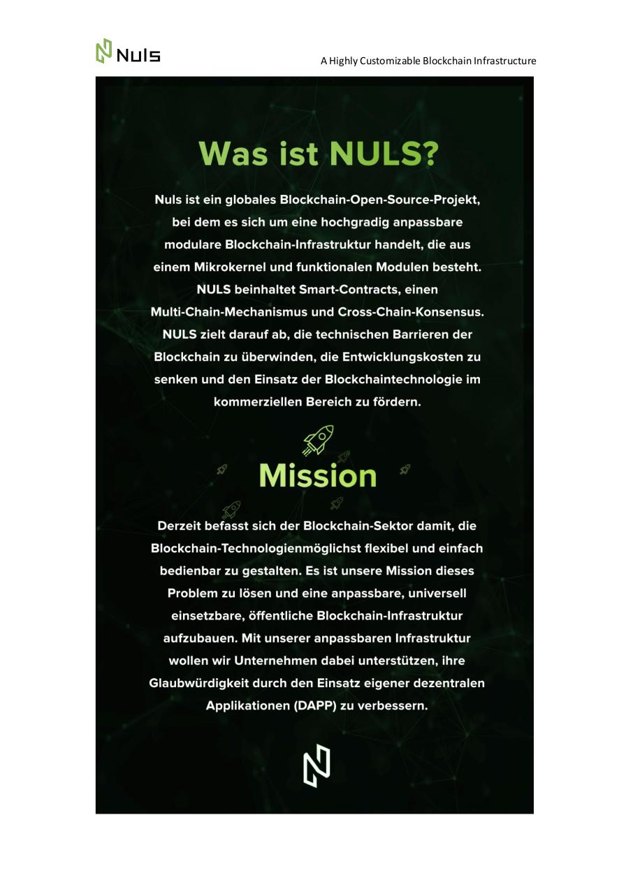 NULS WhitePaper1.1-Germany.pdf - page 2/14