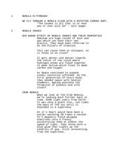script the pillars of creation
