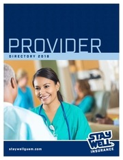 sw provider directory 2018 1st qtr 1