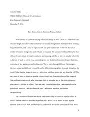 PDF Document bare bones jesus in american popular culture