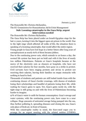 letter to mr christos stylianides euro med