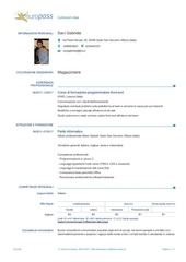 PDF Document cv gabriele sav