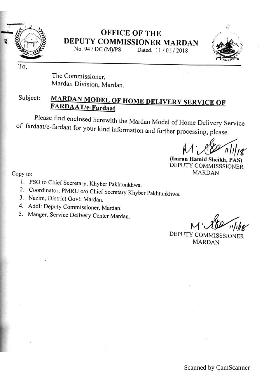 Mardan model of home delivery service of Fardaat, E-fard.pdf - page 1/5