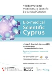4th international multithematic bio medical congress imbmc