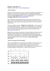 PDF Document rhythmus open music lab
