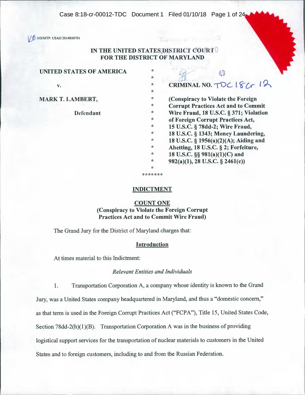 Preview of PDF document lambert-indictment.pdf