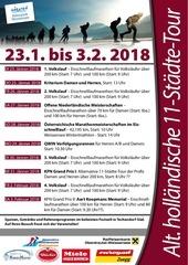 plakat 11 std tour 2018