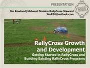 rallycross development 2018