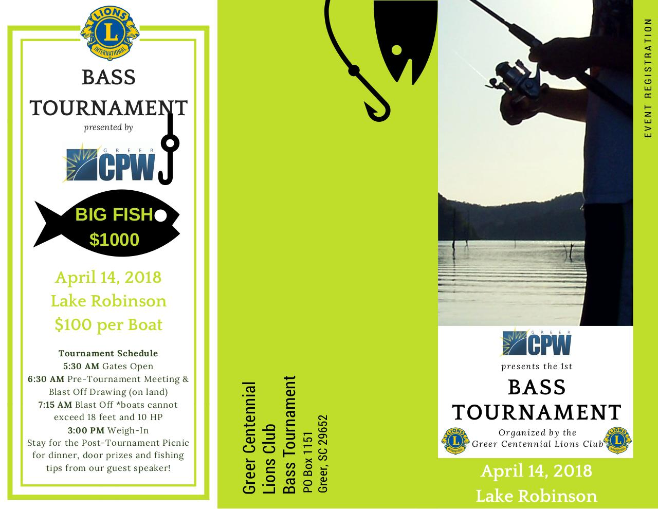 Preview of PDF document 2018-bass-tournament-event-brochure.pdf - Page 1/2