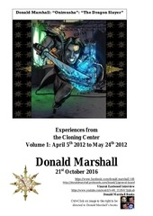 donald marshall volume 1 experiences of the cloning centre
