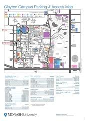 monash clayton campus