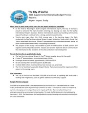 2018 airport study budget proviso one pager jredits 1 22 18