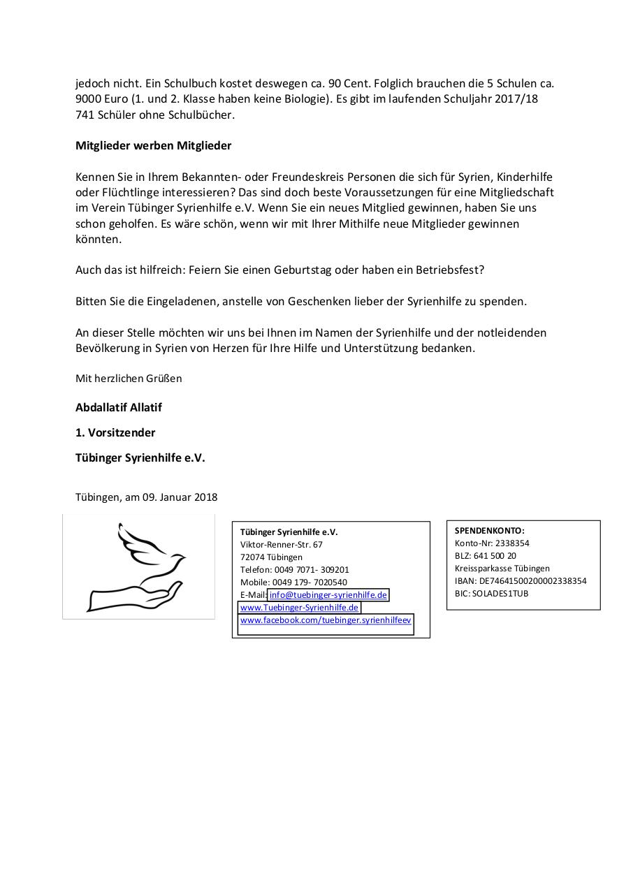 Document preview Rundschreiben Januar 2018-1.pdf - page 3/3
